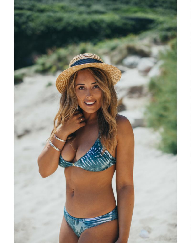 ethical bikini swim top