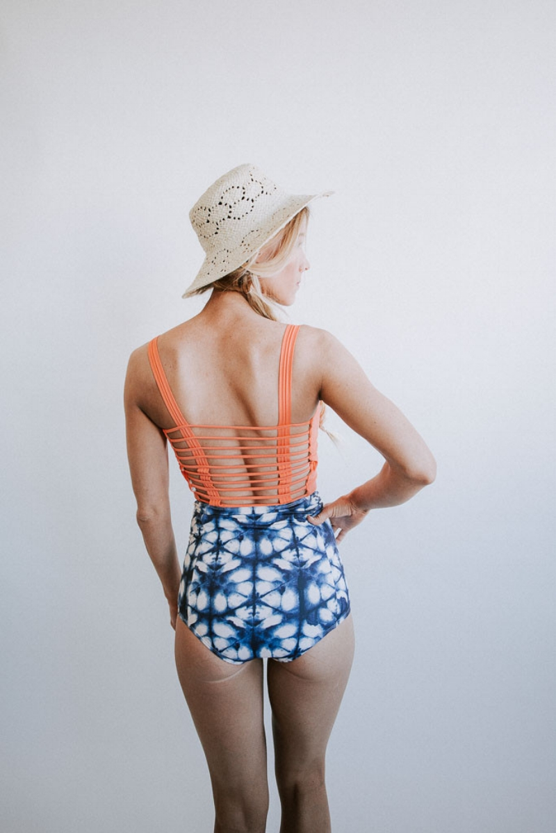 ethical summer swimsuit top
