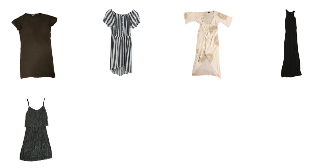 ethical capsule dresses