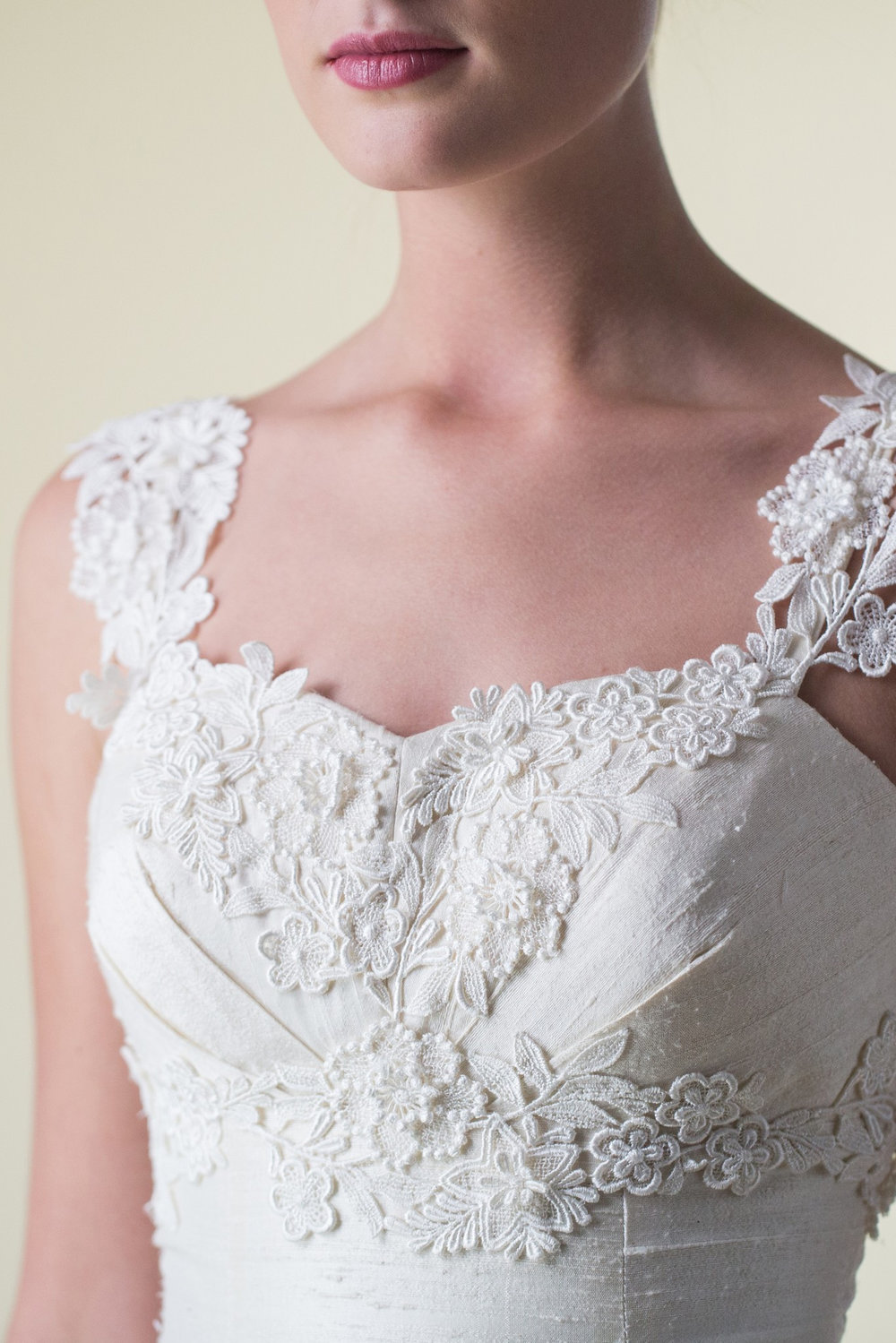 pretty ethical wedding dresses