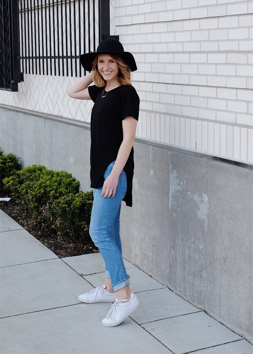 casual outfit ideas for the weekend