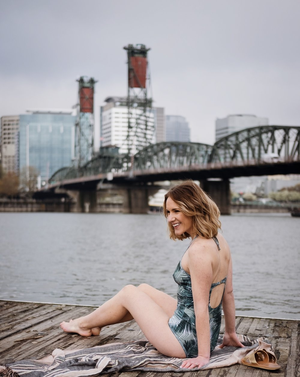 sustainable swimsuit
