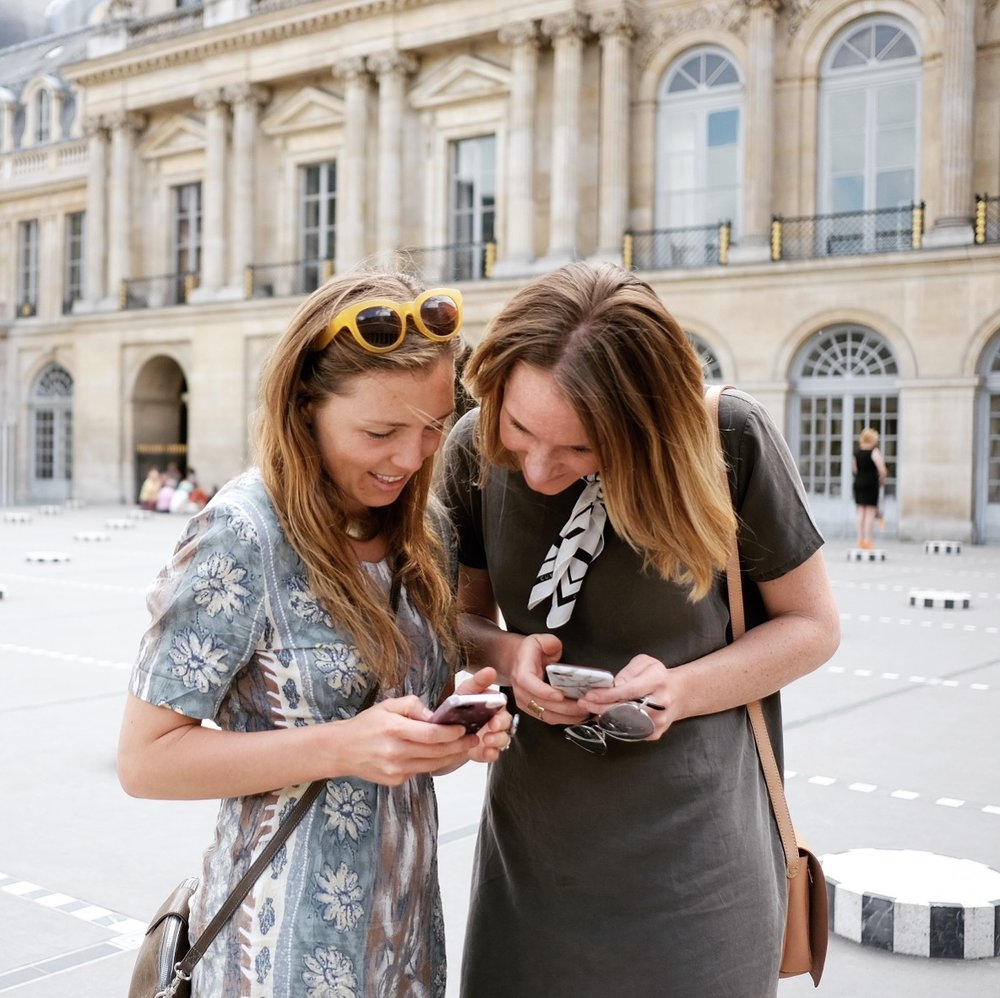 paris bloggers