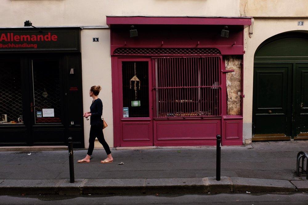paris travel post