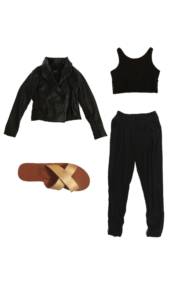 comfy ethical athleisure
