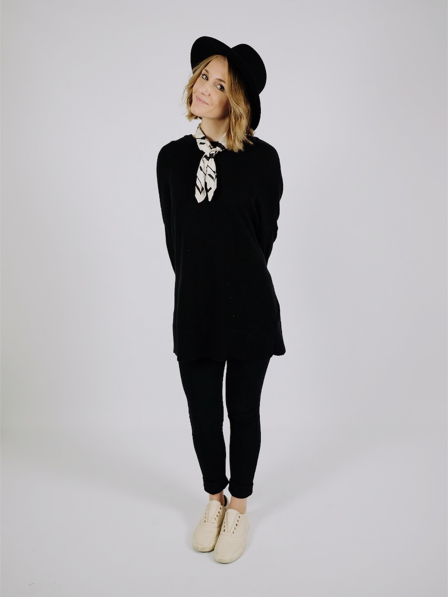 Black Pants | Vetta Minimal Capsule