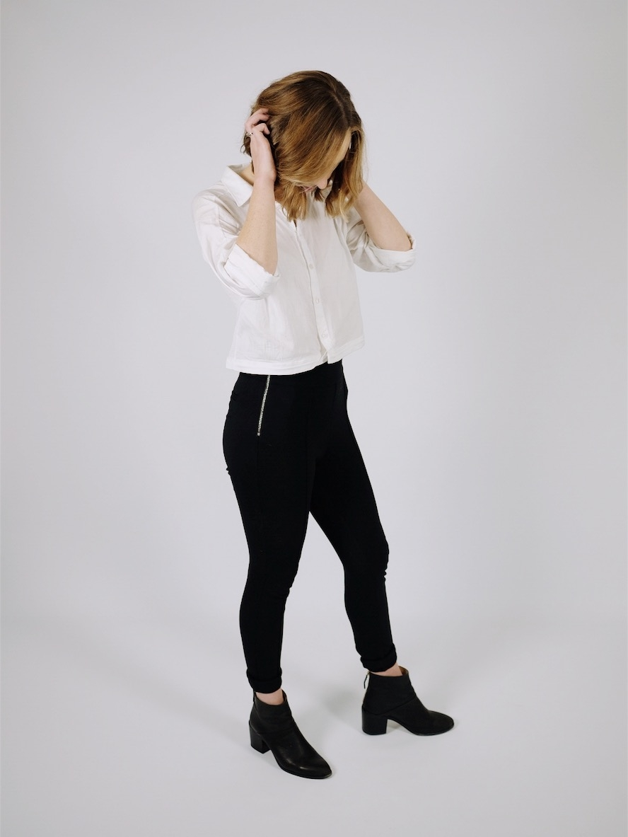 Black Pants | Vetta Minimal Capsule Review