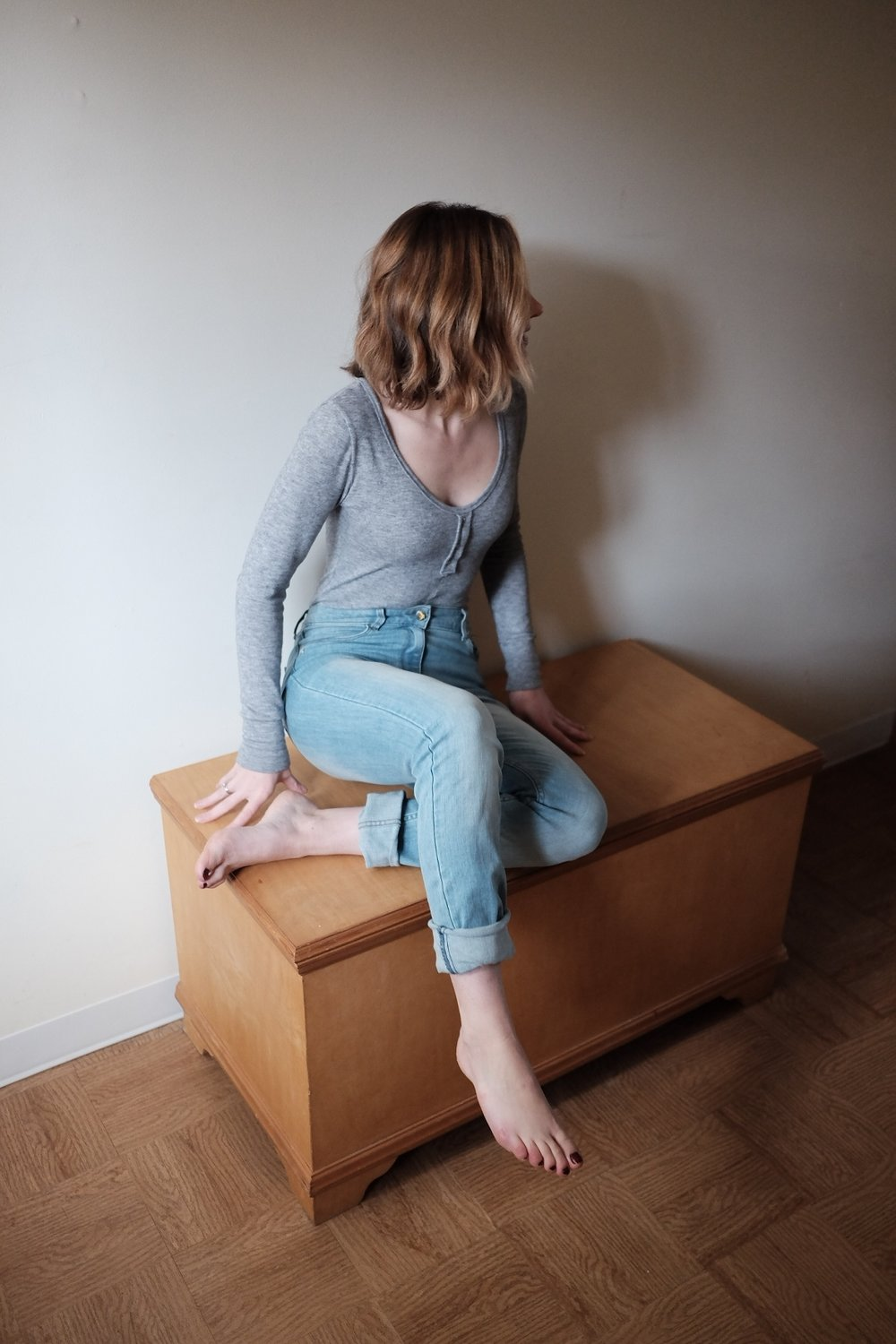 @selflessly_styled | ethical denim review