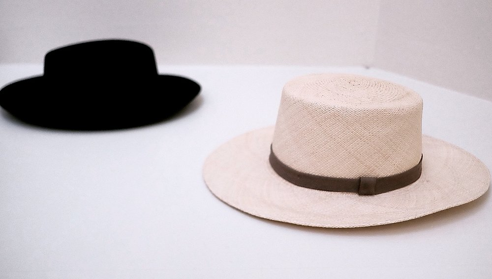 PUT A HAT ON - YOUR WARDROBE WILL THANK YOU!
