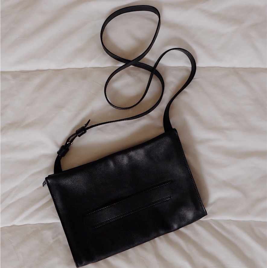 Black Clutch/Crossbody