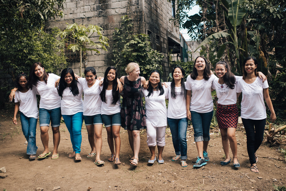 Sustainable Fashion Factory in the Philippines