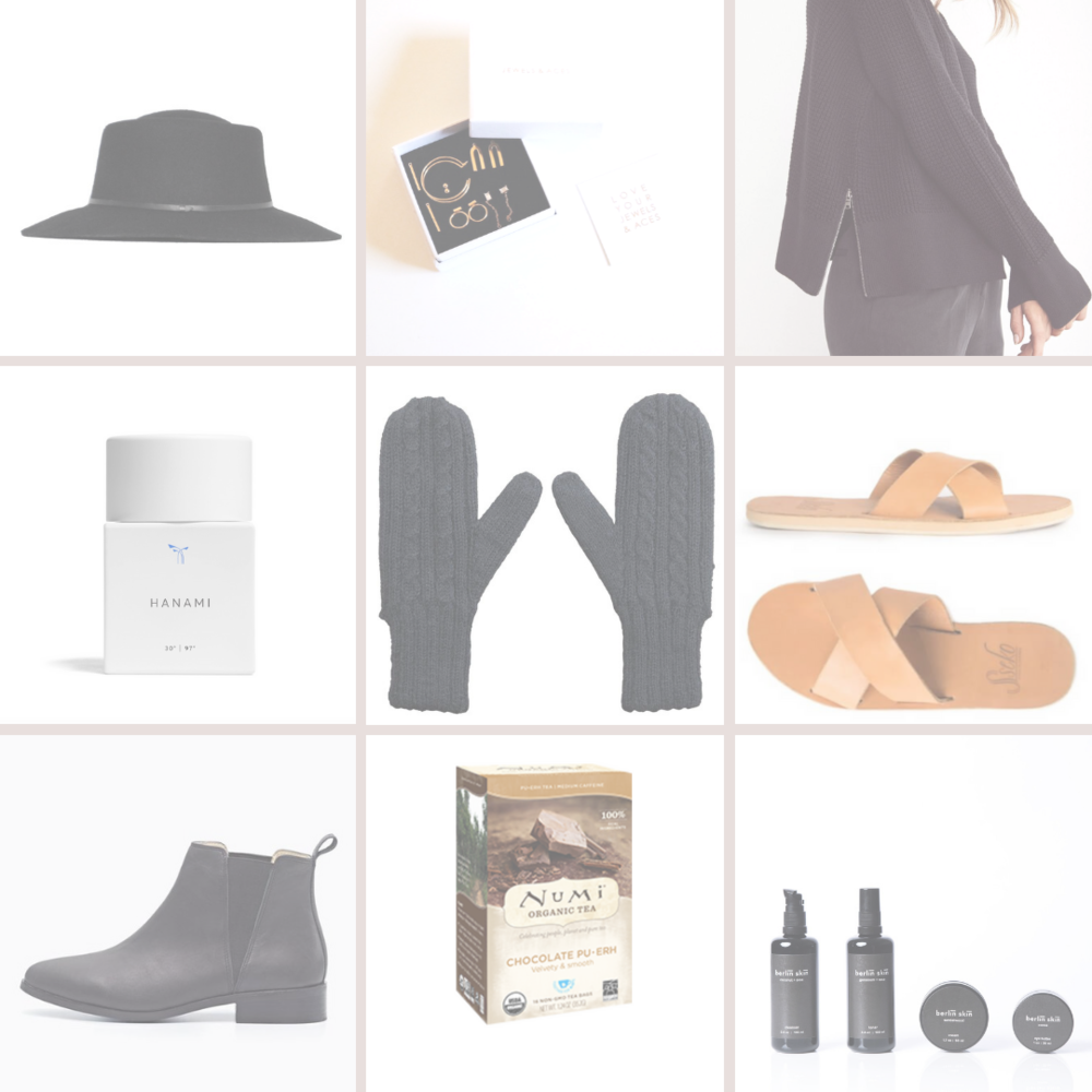 Ethical Gift Guide for Minimalists | Selflessly Styled