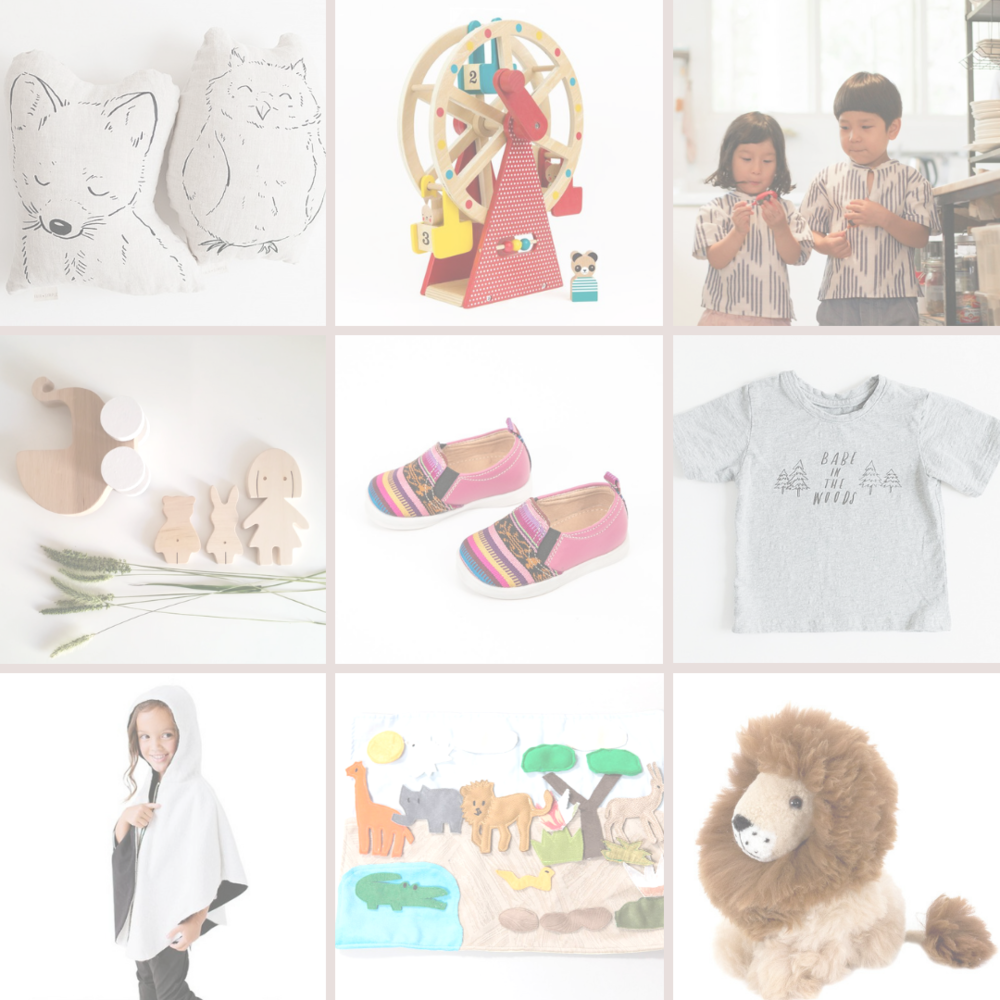Ethical Gift Guide for Kids | Selflessly Styled