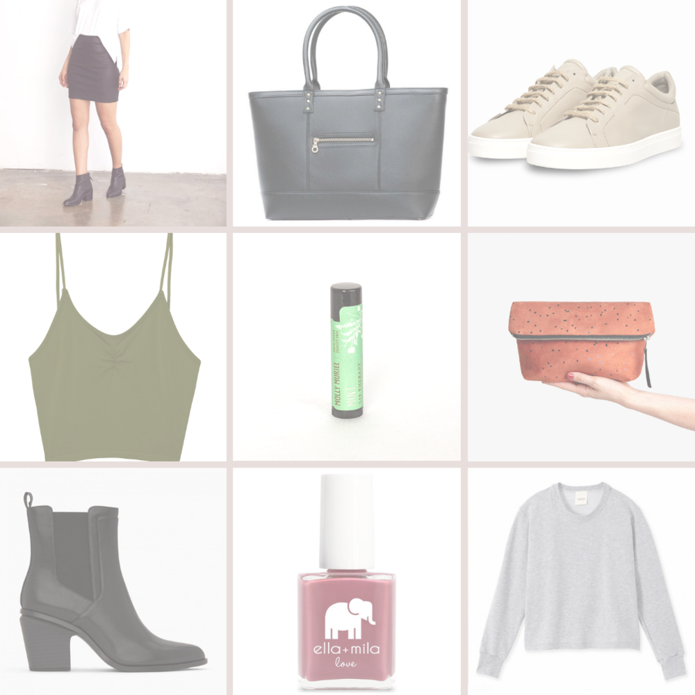 Ethical Gift Guide for Vegans | Selflessly Styled
