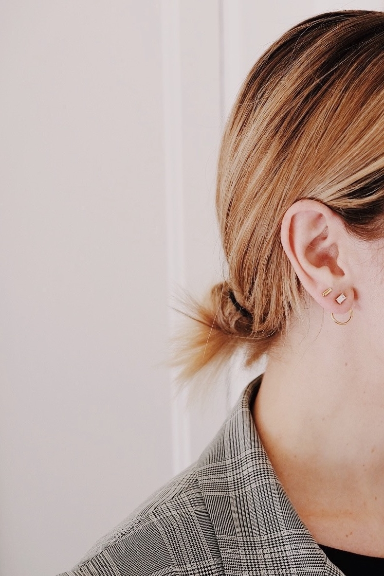 Ethical Minimal Versatile Earring Capsule | Review by Selflessly Styled