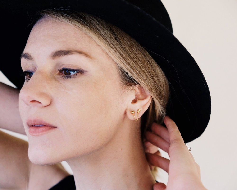 Jewels & Aces Earring Capsule Review by Selflessly Styled