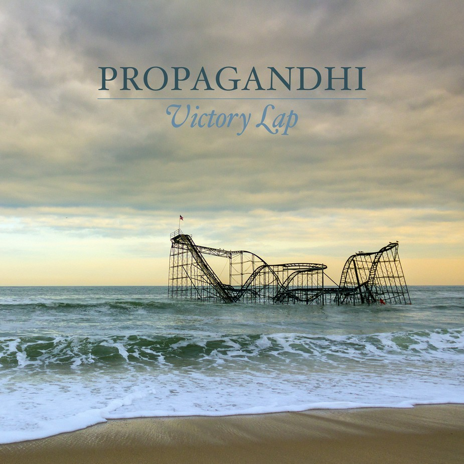 Propagandhi - Victory Lap  Produced, Engineered