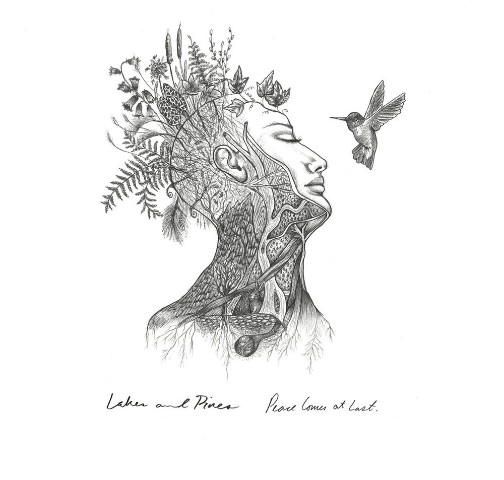 Lakes and Pines - Peace Comes at Last  Produced, Musician, Engineered, Mixed