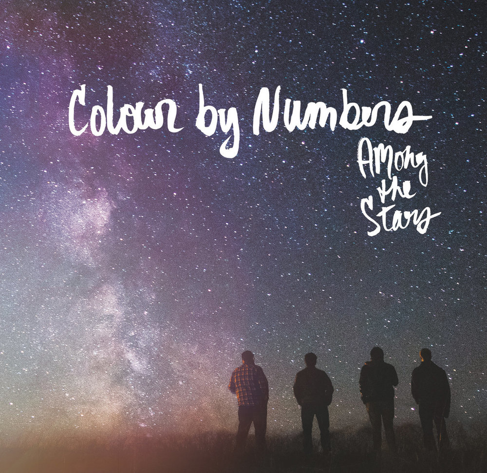 Color By Numbers - Among the Stars  Engineered, Mixed