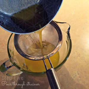 how to make ghee, ghee recipe