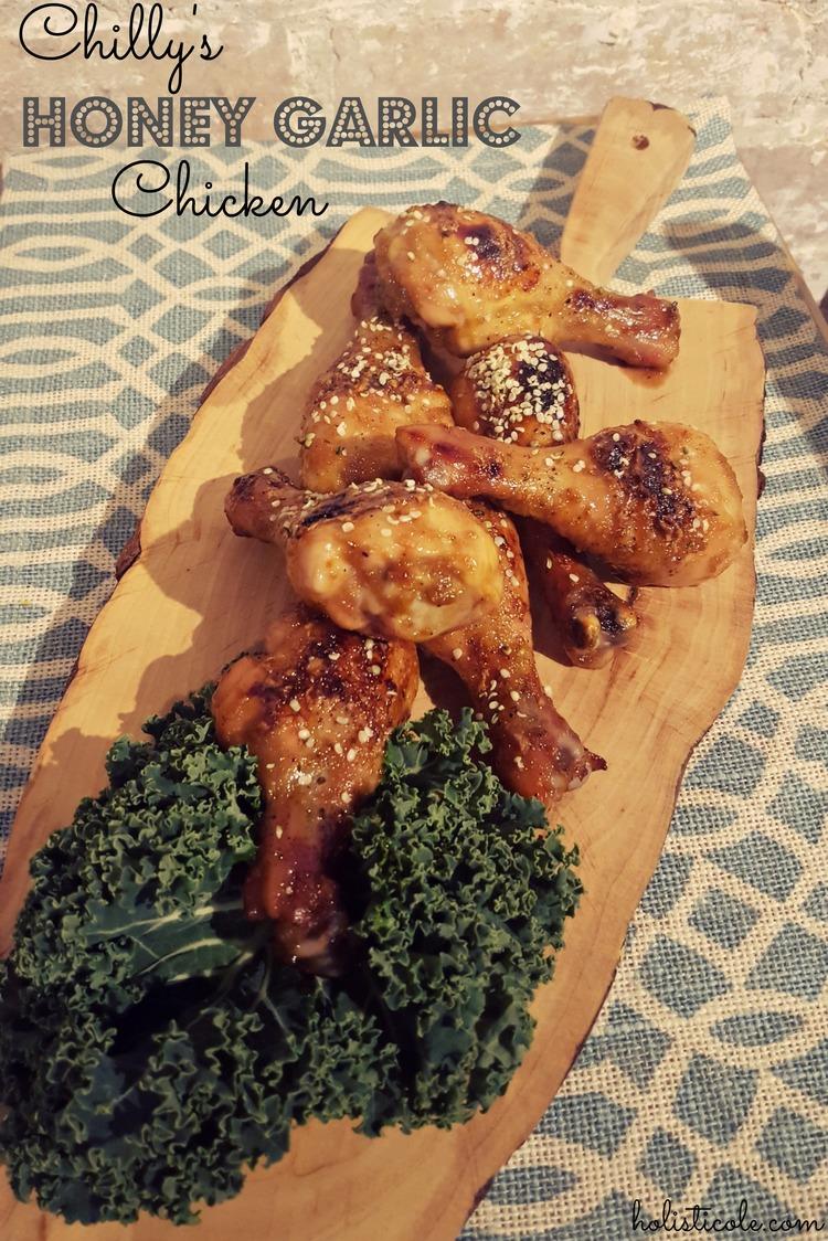 Chilly's Honey Garlic Chicken