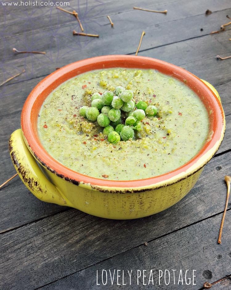 Lovely Pea Potage