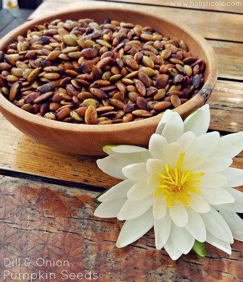 Dill & Onion Pumpkin Seeds