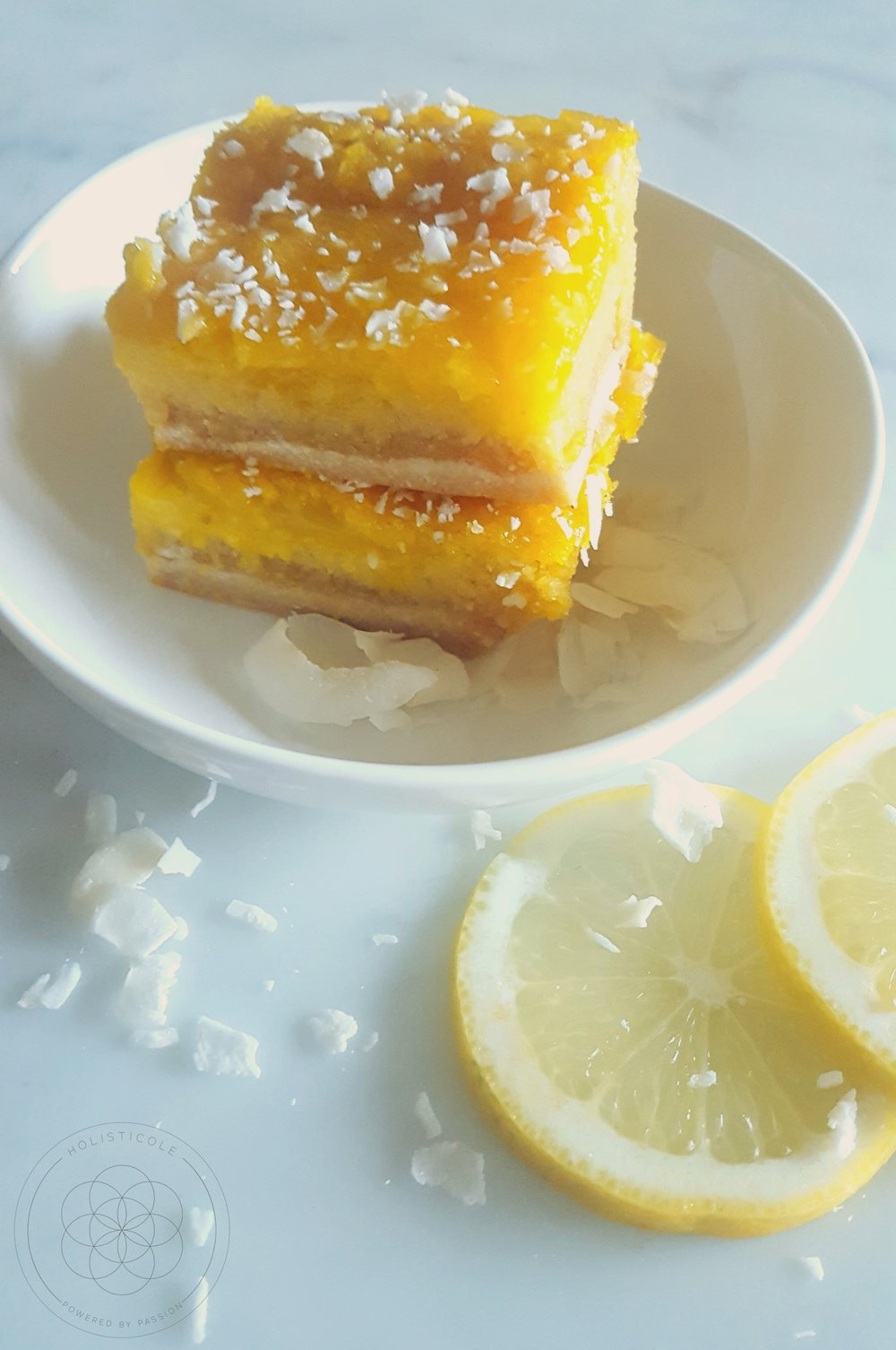 Paleo Lemon Zinger - Holisticole