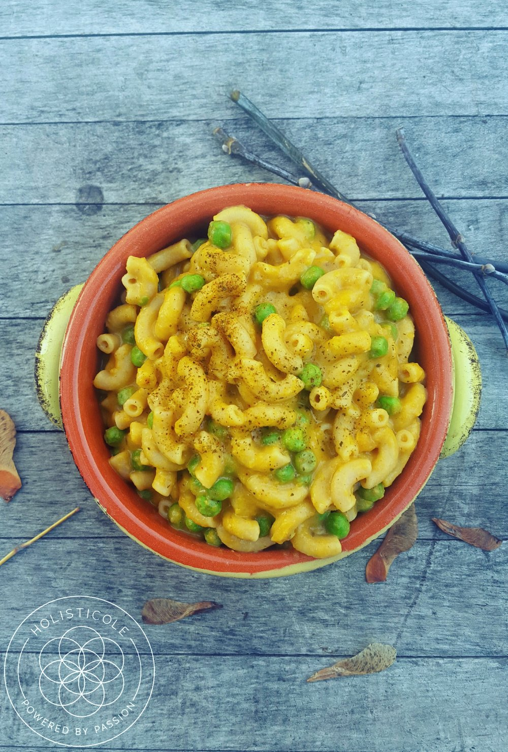 Holisticole - Butternut Macaroni