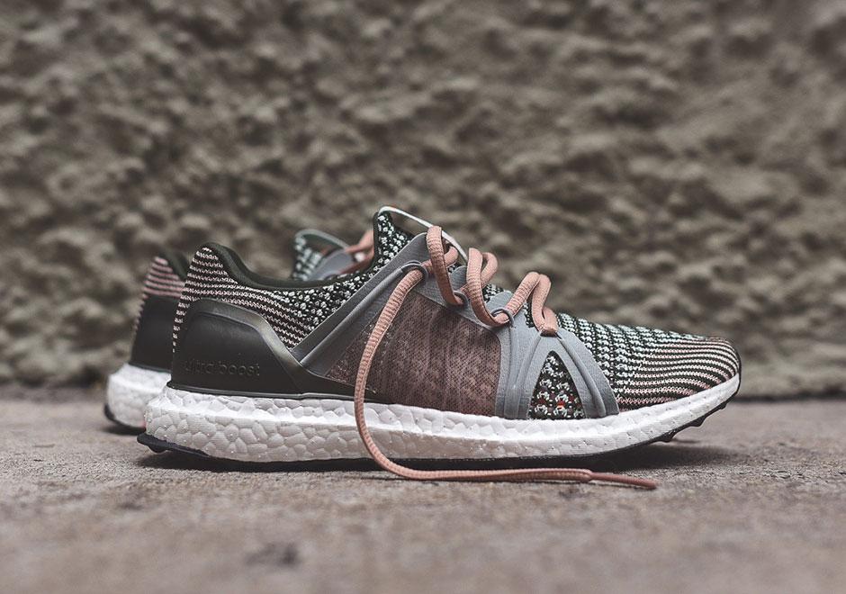 Adidas Ultra Boost Womens Grey