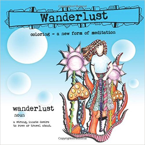 Wanderlust by Sue Brassel