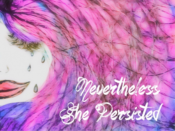 She Persisted, Postcard # 1