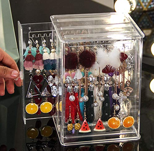 Vertical Drawer Earring Display - Amazon