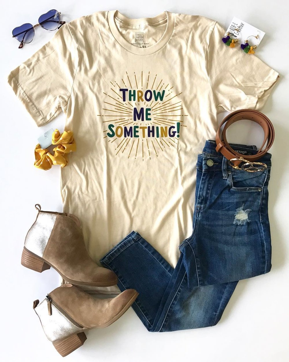 Shop this look at   Southern Accents Boutique  .