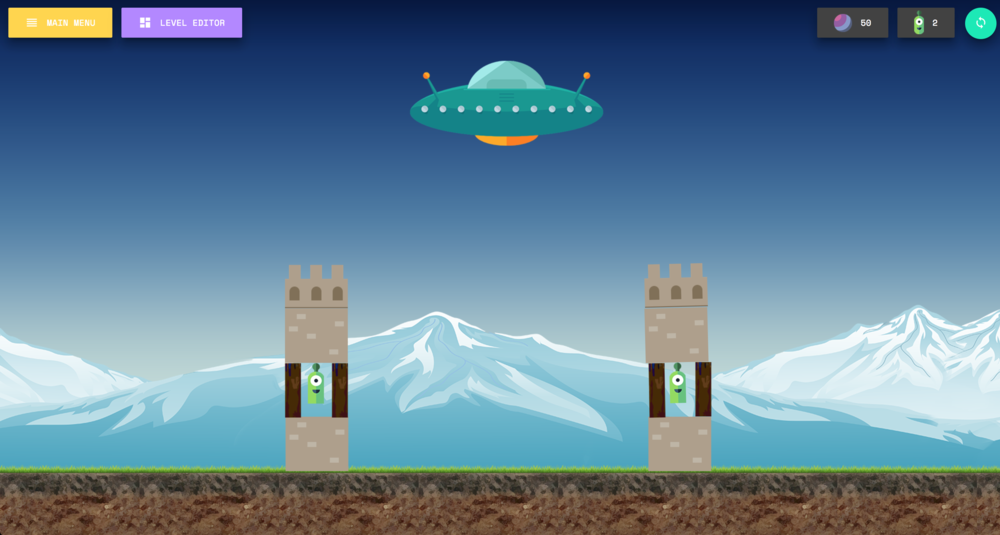 Castles and UFO's