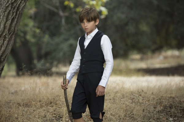 Is this kid going to end up being the Keyser Soze of Westworld? Longshot but don't write it off.