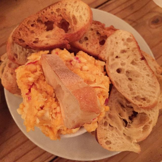 All of the (pimiento) cheese please.