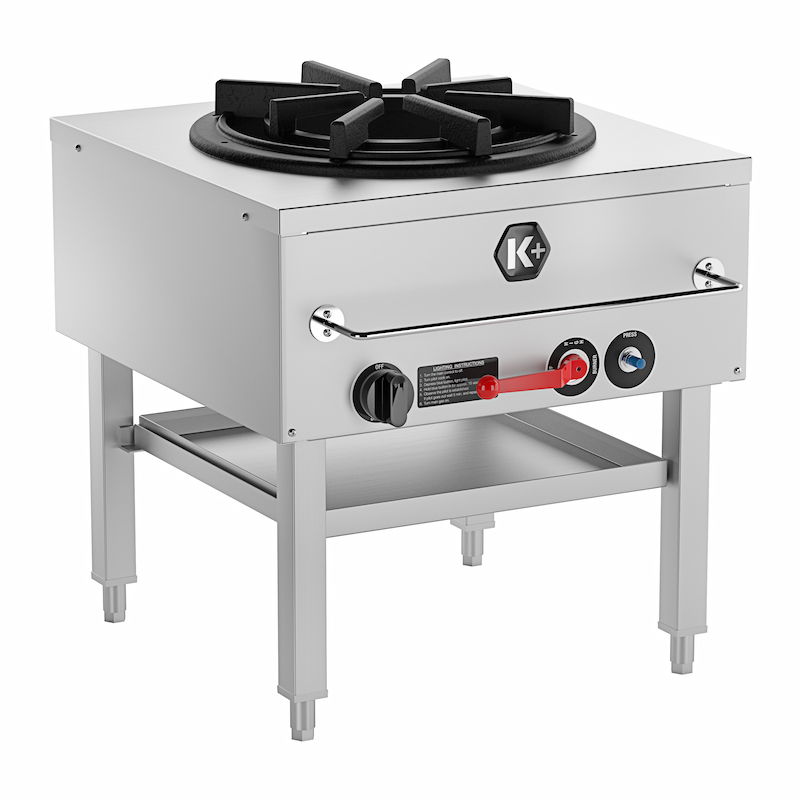 K+ Range Standalone Stock Pot Cookers