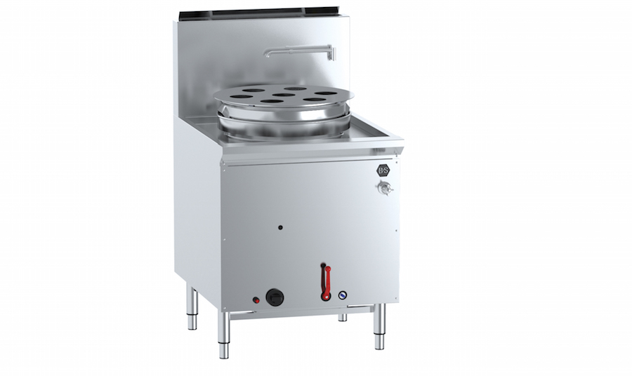 Water Cooled Pot Steamers — B+S Commercial Kitchens