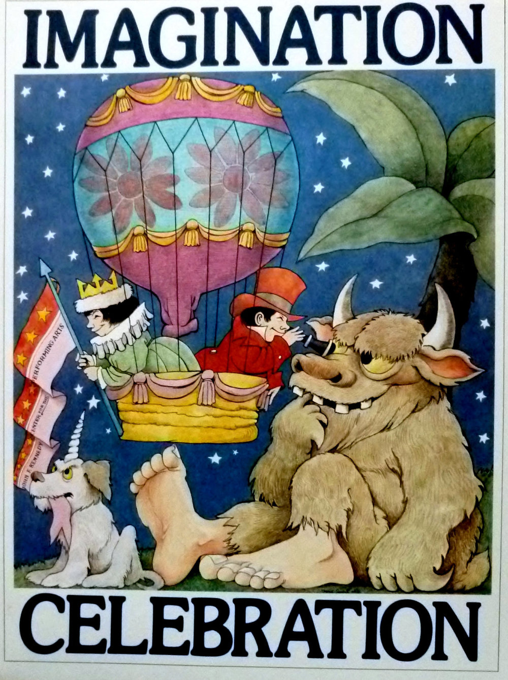 MAURICE SENDAK  }  Imagine Celebration