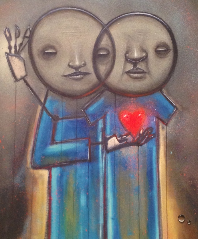 MYDOGSIGHS  |  Untitled   Silkscreen | Edition of 35 | 22 x 27 | Signed and Numbered