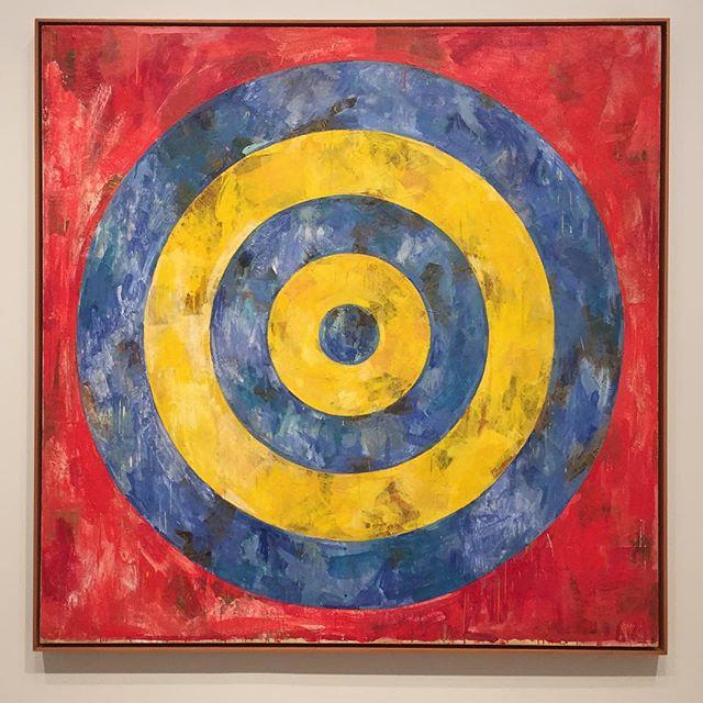 #jasperjohns #art @artinstitutechi #chicago #artgoals #jasper