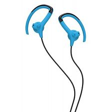 Skull Candy's Groove Traction Control Earbuds in Blue