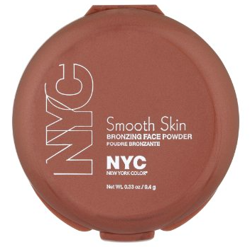 NYC Smooth Skin Bronzer // $3