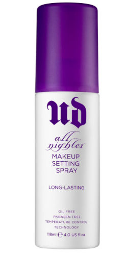 Urban Decay All Nighter Makeup Setting Spray // $30