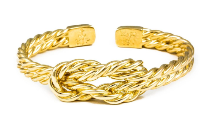 Sailor's Luck in Gold Bracelet