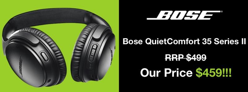 BOSE QC 35 II Sale