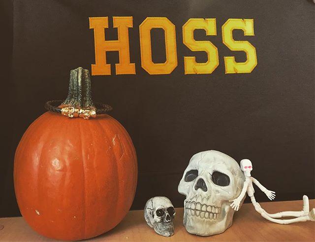 Happy Halloween from Kappa Gamma Fraternity!
