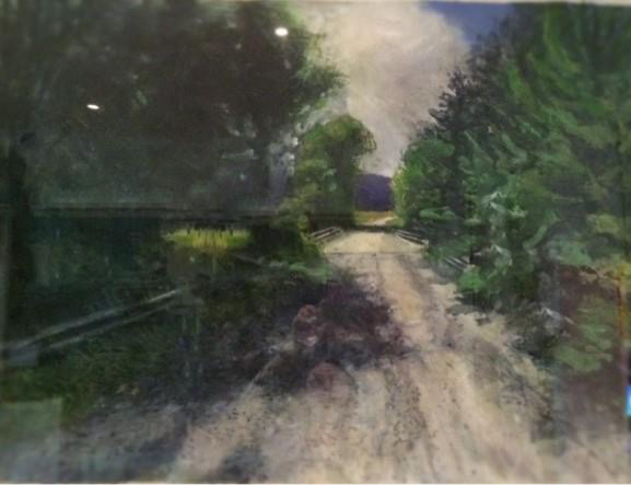 'Road Over the Crudine River'