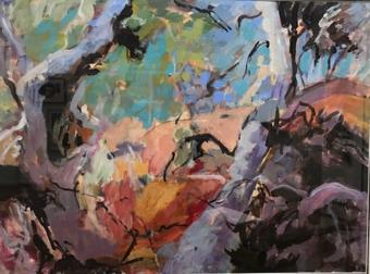 Commended - Elesa Bennett Creek Bed, Broken Hill